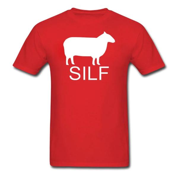 SILF - FUNNY NOVELTY WELSH SHEEP