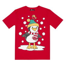 Load image into Gallery viewer, Kids Boys Girls Christmas T-shirt