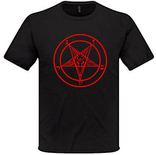 Load image into Gallery viewer, Baphomet Symbol T-Shirt