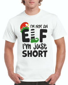 Funny Christmas T-shirts Novelty Rude Secret Santa Joke