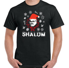 Load image into Gallery viewer, Shalom Christmas T-shirt