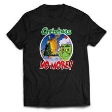 Load image into Gallery viewer, THE GRINCH Christmas Funny Resting T-Shirt