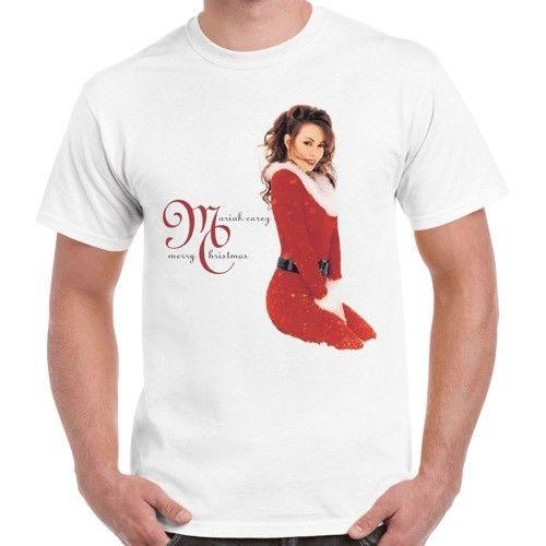 Mariah Carey All I Want For Christmas T Shirt