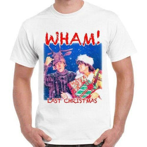 Last Christmas Wham George Michael Cool T Shirt