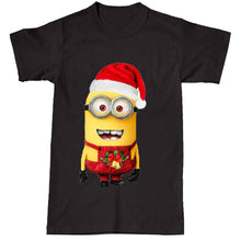 Load image into Gallery viewer, Minions Merry Christmas Funny