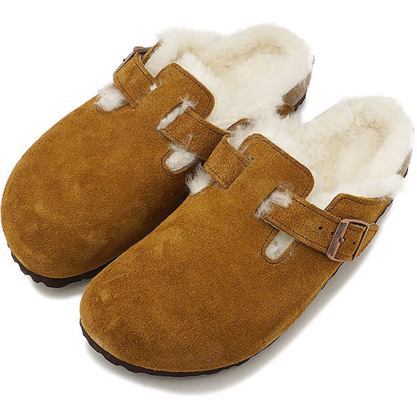 Boston Shearling Mule