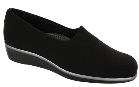 SAS Bliss Slip On Wedge (Wide)