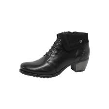 Farah Lace-Up Bootie