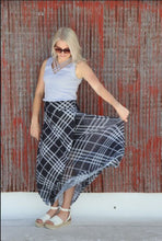 Load image into Gallery viewer, Lightest Mesh Maxi Skirt - FREE HEM AVAILABLE