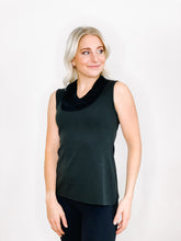 Load image into Gallery viewer, Year-Round Cowl Neck Tank