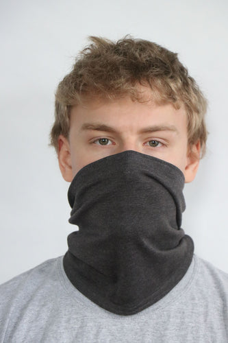 ComfyFace Gaiter - Men's L Gray or Black