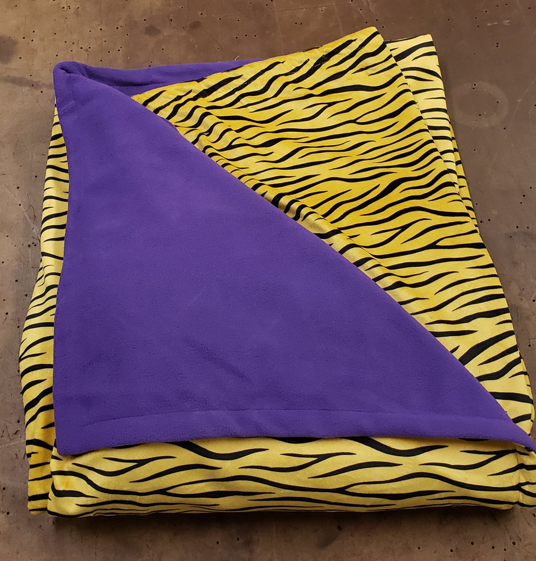 Tiger Blankets 60x80 inches