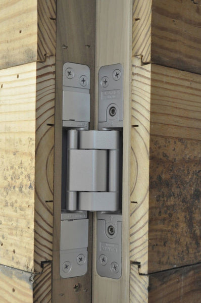 Small Spaces Hidden Door Hardware