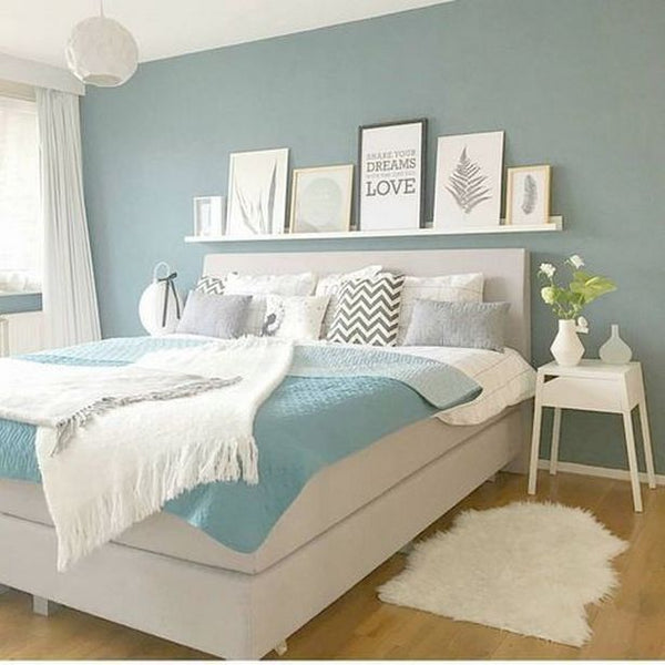 Home Decorating Ideas Bedroom Kleines Schlafzimmer malt Farben Ideas_29 – #Farben #Ideas29 #kleines #kopfteil …