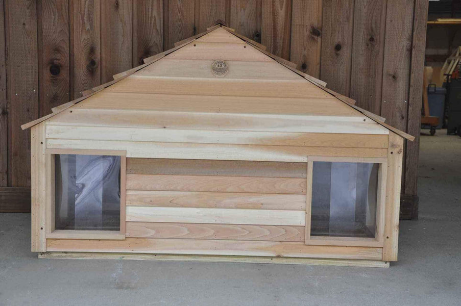 Great Concept Medium Dog House