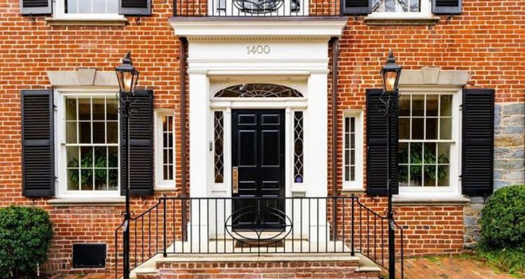 A Former Home of JFK in DC Is Up For Grabs for $4.7 Million