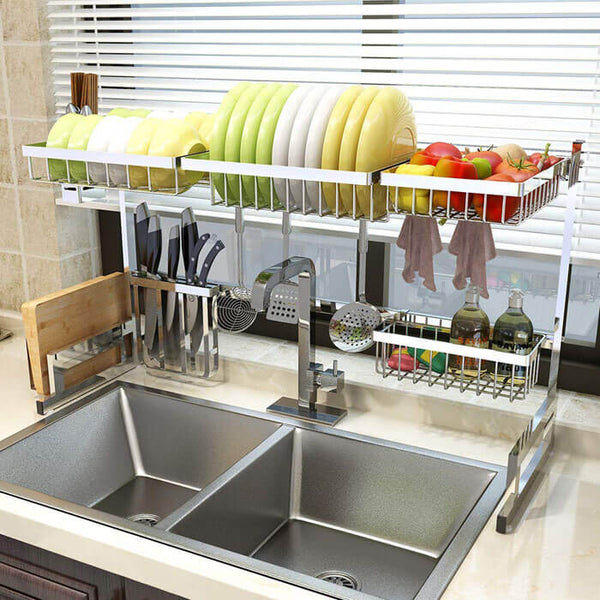 Small Kitchen? No Problem, These Products Can Help!