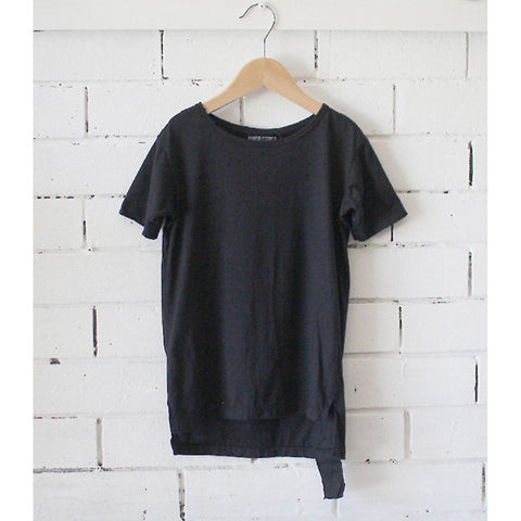 JRC Basic Black Tee