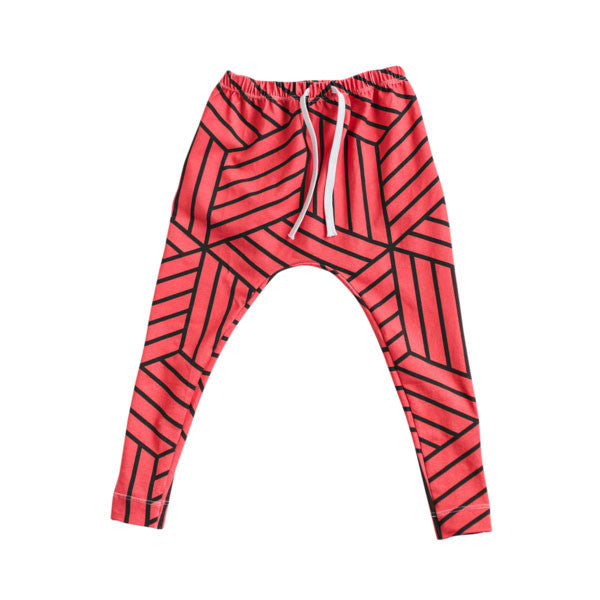 Blood Orange Comfy Pant