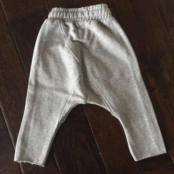 Raw Sweatpant