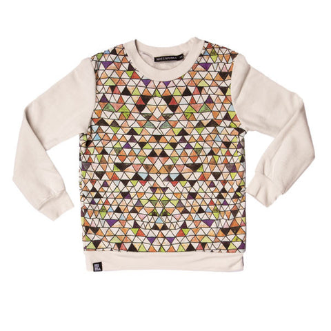 Mini & Maximus Mountains Sweatshirt