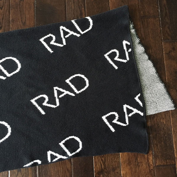 Rad Knit Blanket