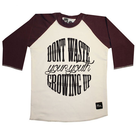 Marloe Jr Youth Baseball Raglan