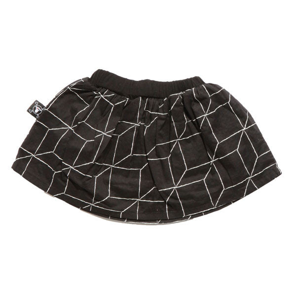 Nununu Grid Skirt