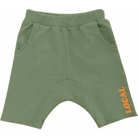 Army Cozy Time Short