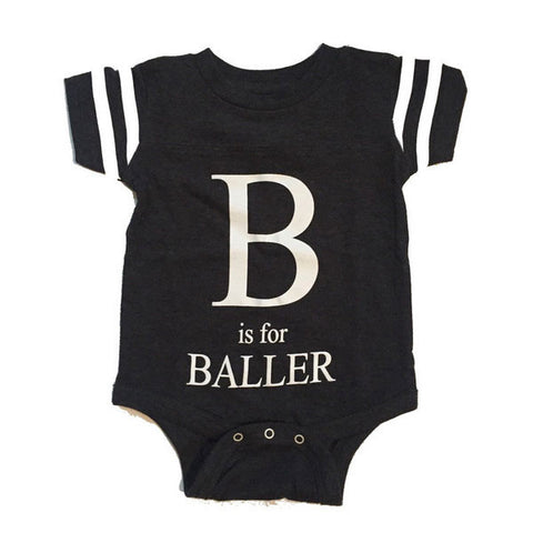 B is for Baller Bodysuit