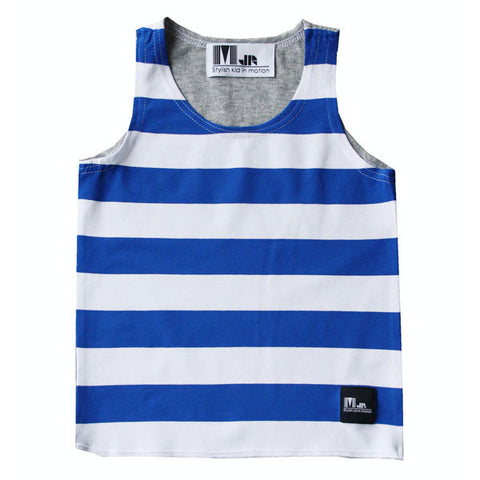 Malroe Jr Striped Tank