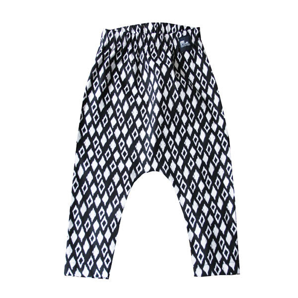Marloe Jr. Diamond Baggy Pants