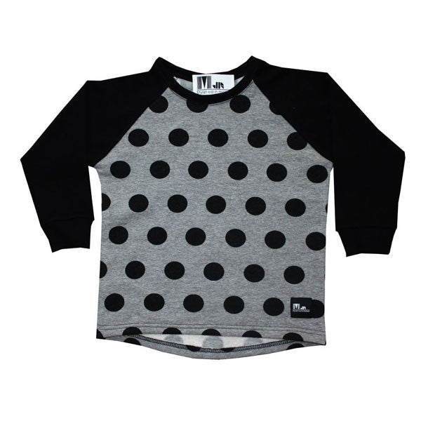 Marloe Jr. Dotted Sweatshirt