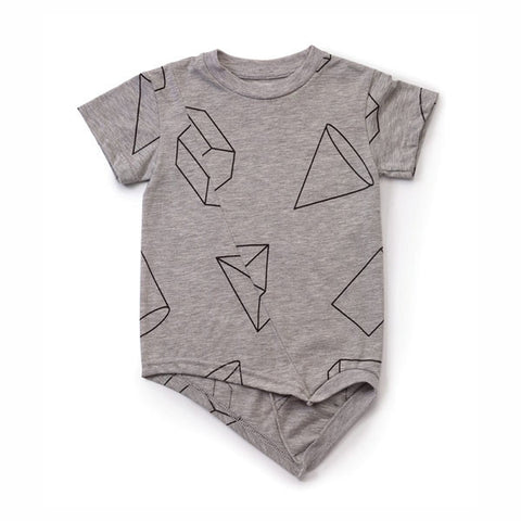 Geometric Penguin Shirt