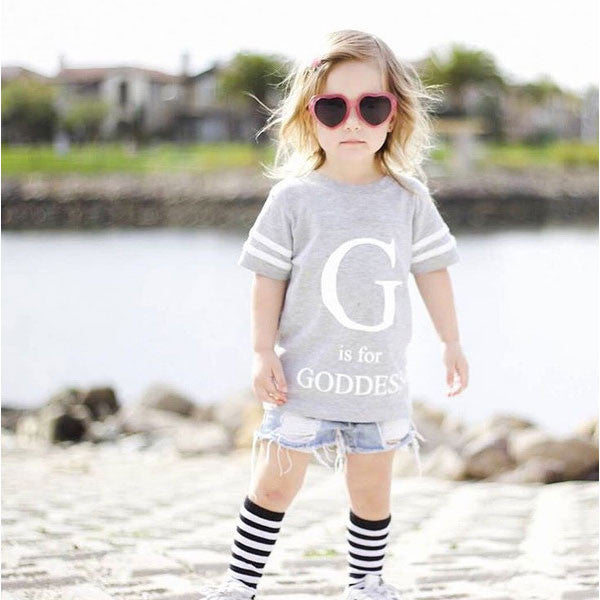 G is for Goddess Tee