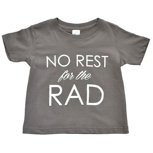 Top Knot Goods Rad Tee
