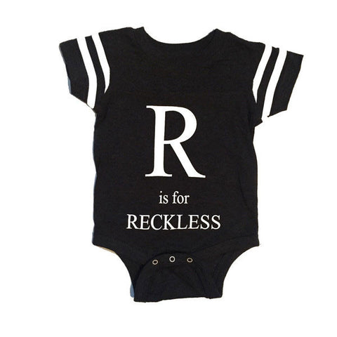 R is for Reckless Bodysuit