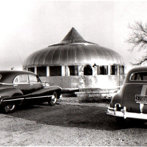 Inspiration Friday: Buckminster Fuller's Dymaxion House
