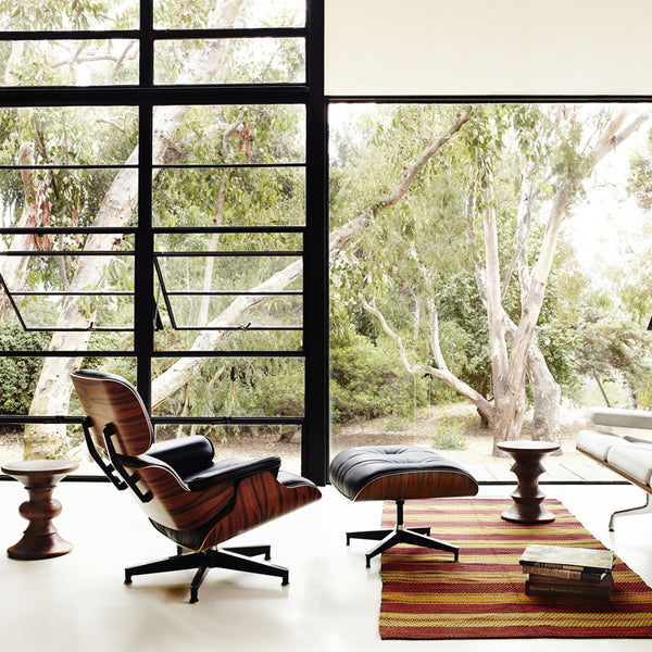 Making the Eames Lounge Chair