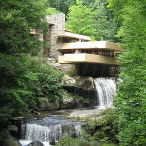 Inspiration Friday: Frank Lloyd Wright's Fallingwater