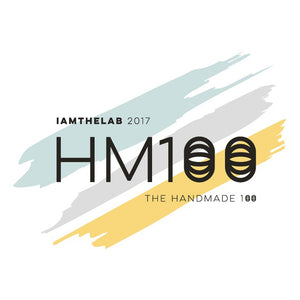 Ciseal Featured in HM100: The Handmade 100