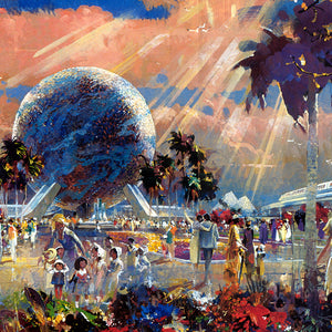 Inspiration Friday: Herbert Ryman's Disney Concept Art