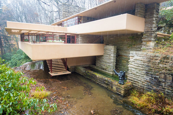 Fallingwater Stairs