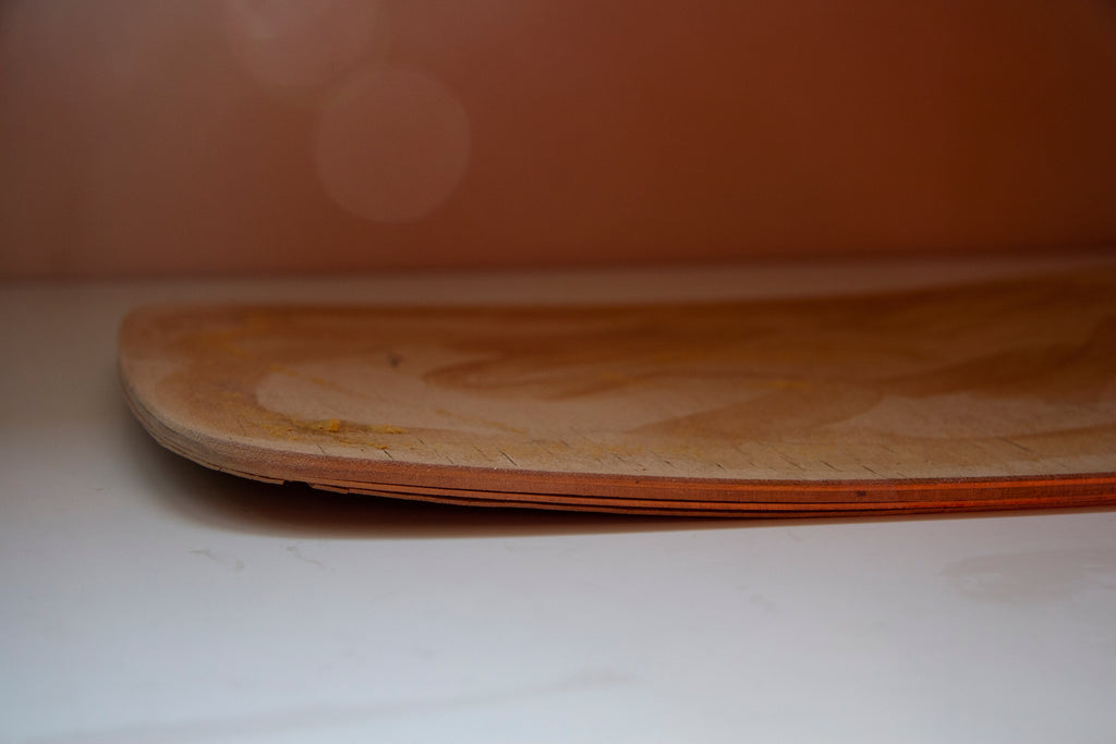 delaminated bent ply ciseal
