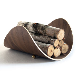 Mission Firewood Holder