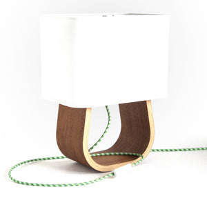 Michigan Left Table Lamp