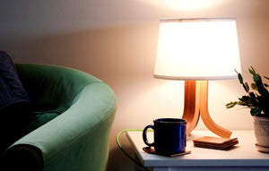 Tiny Traverse Table Lamp