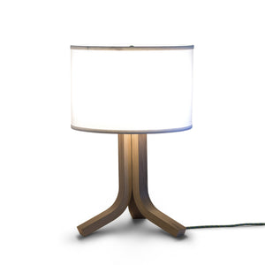Ciseal Traverse Table Lamp Walnut
