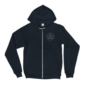 Ciseal Zip-Up Hoodie sweater