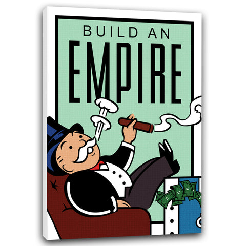 ''Build an Empire'' Canvas